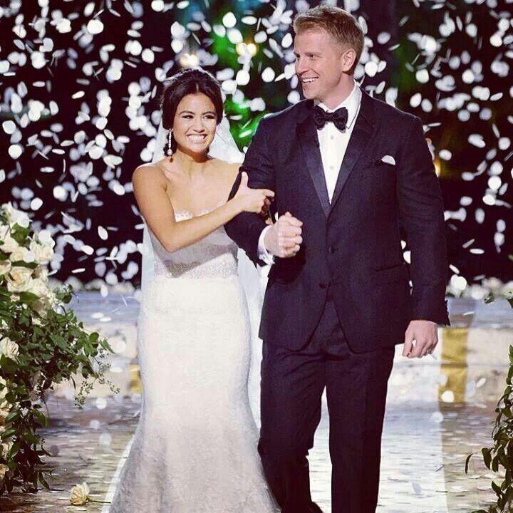 Sean And Catherine Lovely Wedding Dress Sean And Catherine Wedding Bachelor Wedding