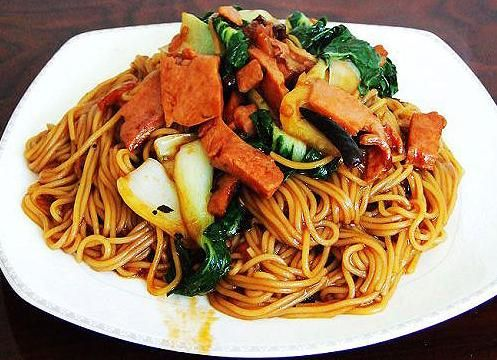 Chow Mein Jpg Popular Chinese Dishes Chinese Dishes Chinese Food