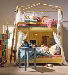 Know-how: Ein Hochbett spart Platz und macht Spaß - Bild 11 - [SCHÖNER WOHNEN]