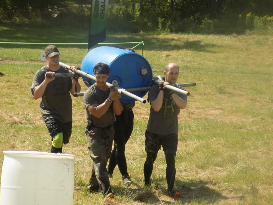 Race Recap Green Beret Challenge Commando Course