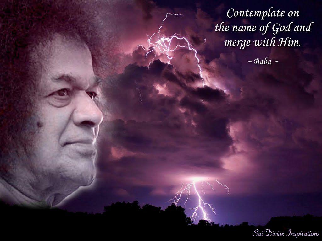 SAI DIVINE INSPIRATIONS: Name Of God