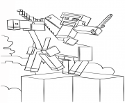 Minecraft Unicorn Coloring Unicorn Coloring Pages Minecraft Coloring Pages Coloring Pages