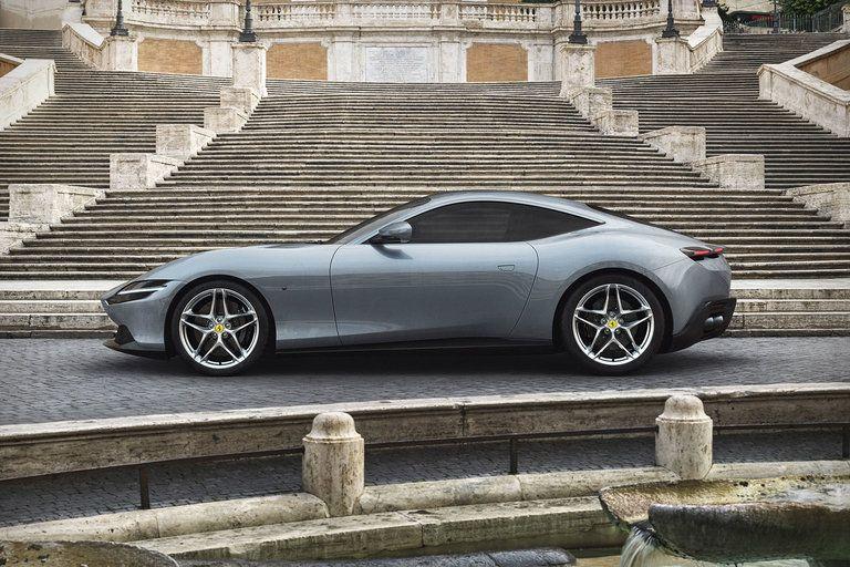 Ferrari Roma Coupe With Images Ferrari Coupe New Ferrari
