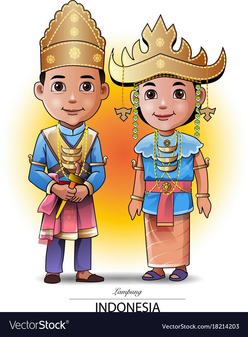 Gambar Pakaian Adat Daerah Jawa Tengah