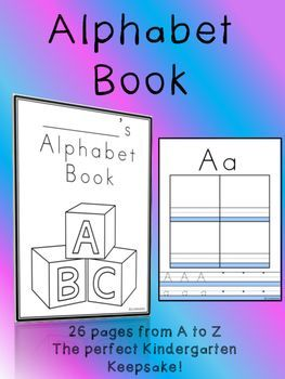 The alphabet book with no pictures release date