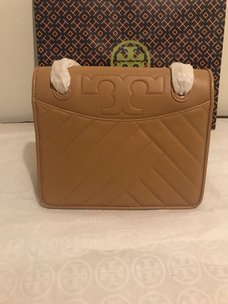 1f6d4a1fdc18 NWT Tory Burch Alexa Convertible Shoulder Bag (Aged Vachetta) Leather # purses #fashion