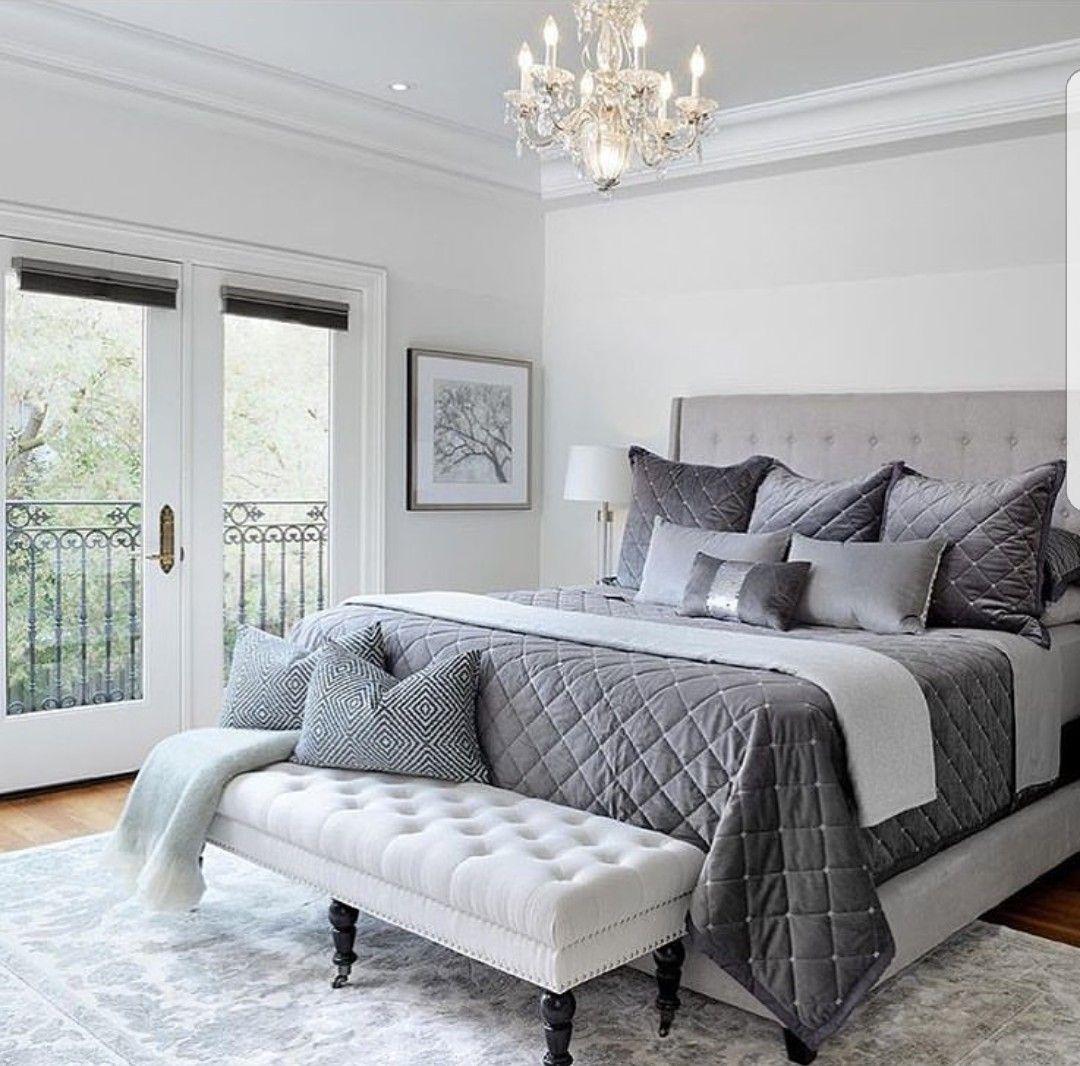 Pinterest:@JordynCrimiel 💋 | Simple bedroom design, Master ...