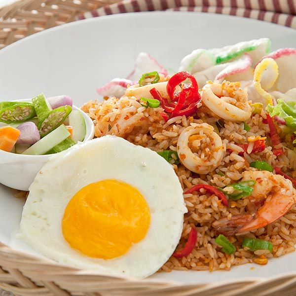Indochili Indonesian Restaurant Singapore Halal Certified Food Indonesian Food Asian Dishes