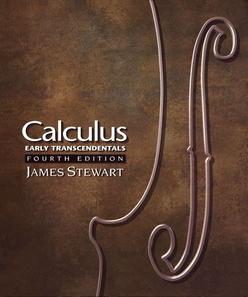 Calculus, Early Transcendentals by James Stewart - My favorite ...