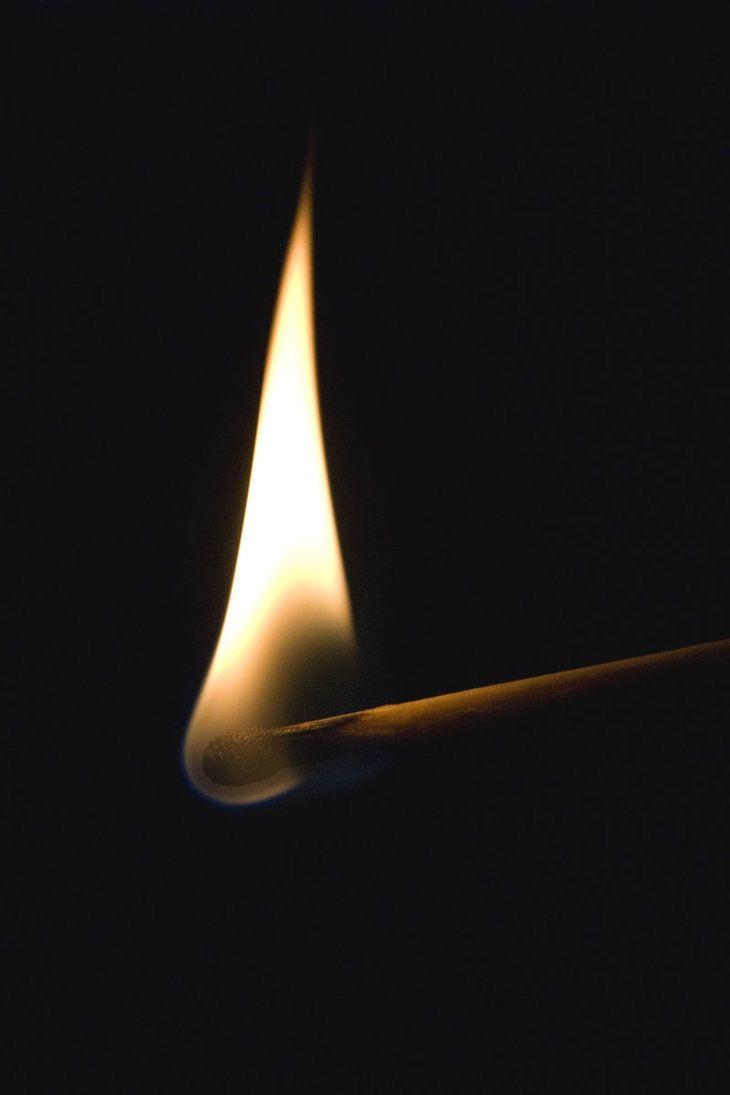 burning match ii by