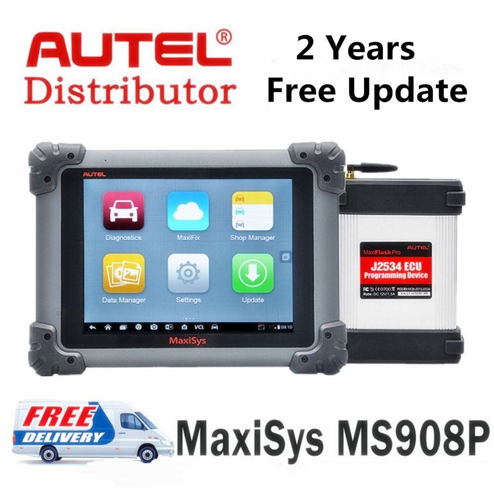 Original Autel Maxisys Pro MS908P AUTEL Maxisys MS908 pro