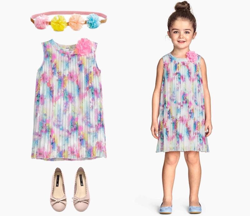 H m vestidos fiesta 2015