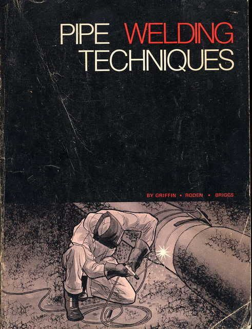 I read Jan 2011- good book for reference to pipe welding - pipeline welder sample resume