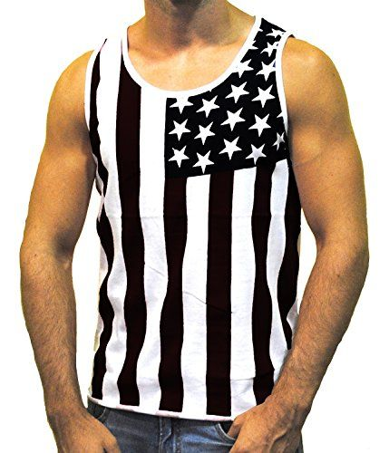 Patriotic American Flag Stripes And Half Stars Tank Top S... https://www.amazon.com/dp/B017JR5AZG/ref=cm_sw_r_pi_dp_05zyxb299M9R2
