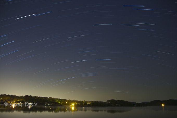"""Photo """"Circularnight"""" by MGamba-Rios"""