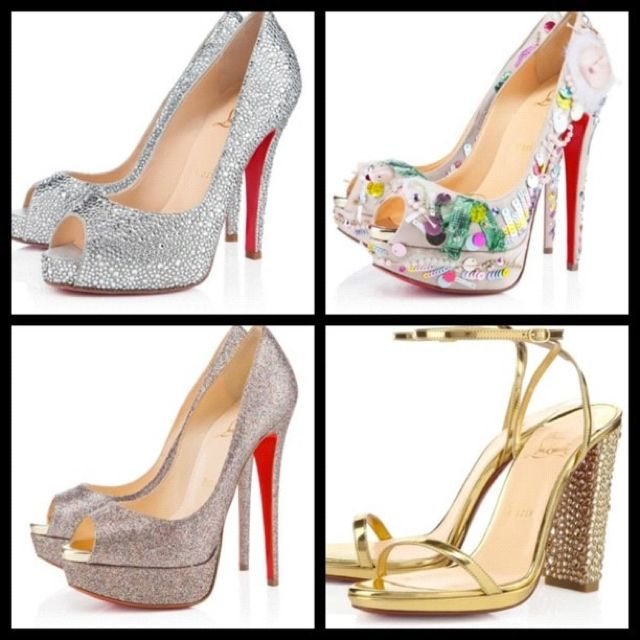 Mama wants them ALL (except the gold ones, but I'll take em)....