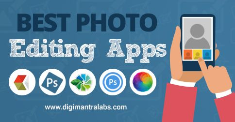 Enhance your #Selfie look with these photo editing apps and make all the pics exceptional.