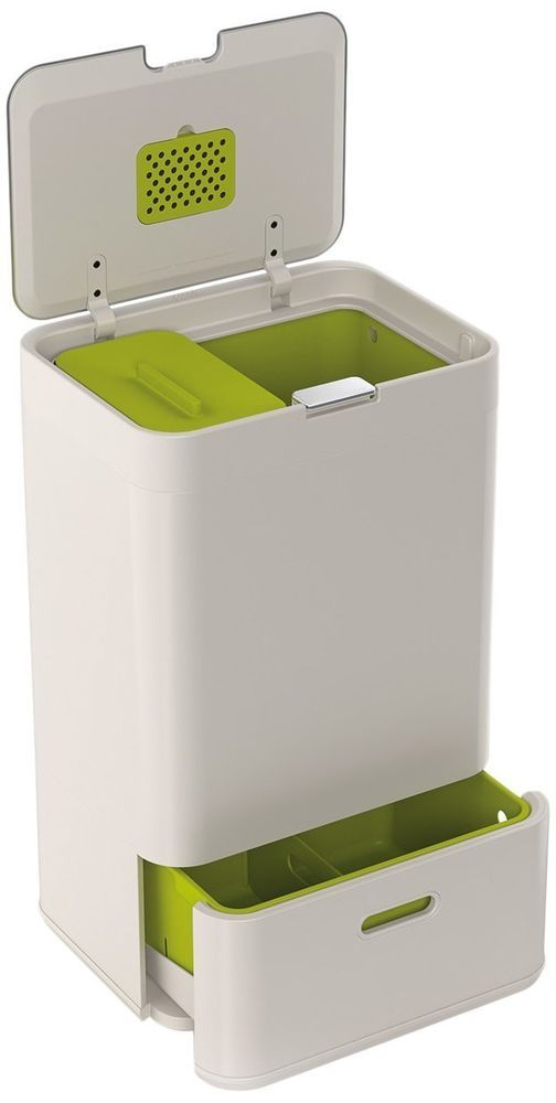 Kitchen Recycle Bin Island Tables Recycling Waste Disposal System By Joseph 50 L