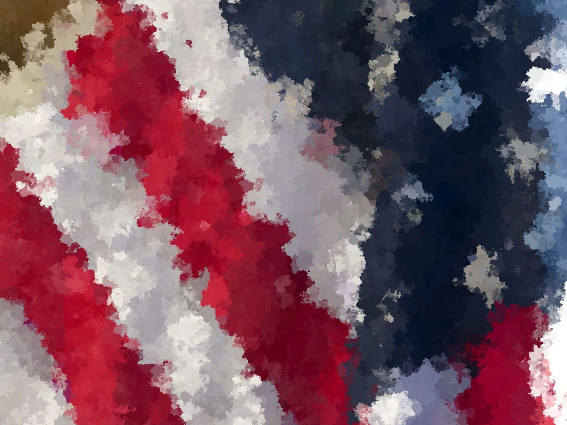 Artistic american flag background free stock photo