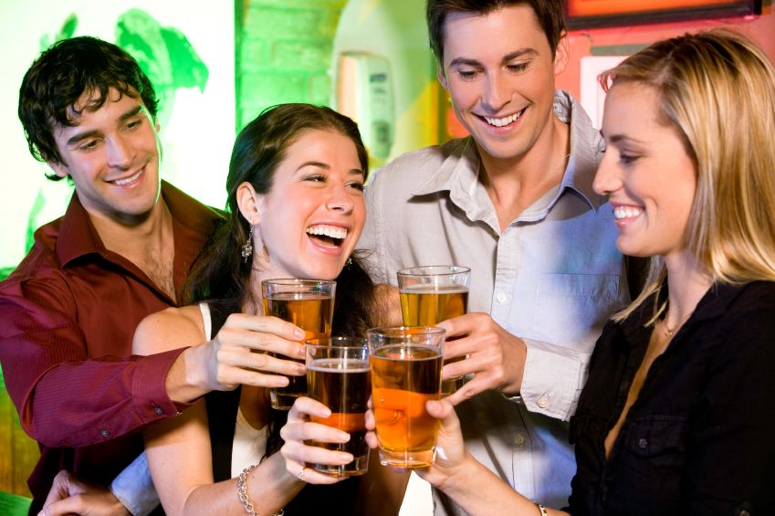 friends at the bar - Google Search | Beer of the month ...