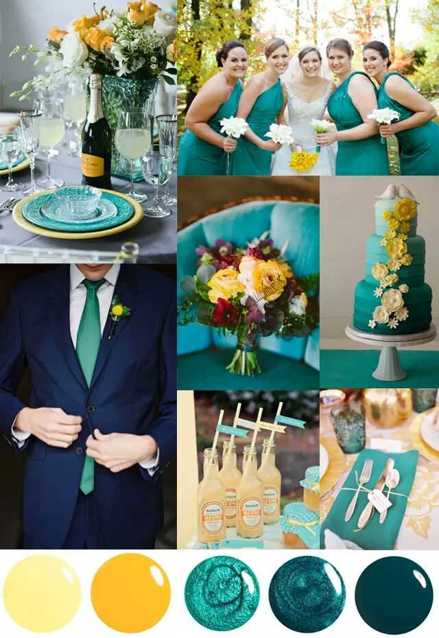 Late Summer Early Fall Colors Wedding