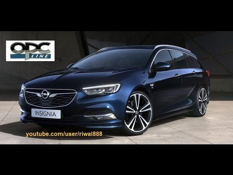 New Opel Insignia Sports Tourer Opc Line Color Options Hd Vauxhall Insignia Vauxhall Opel