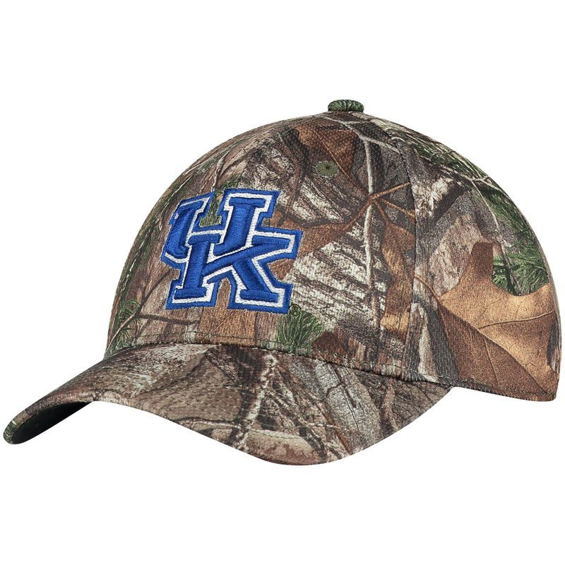 newest 4f05f 7b1cc ... official kentucky wildcats top of the world xtra realtree camo  performance 1fit hat camo ec778 184f1