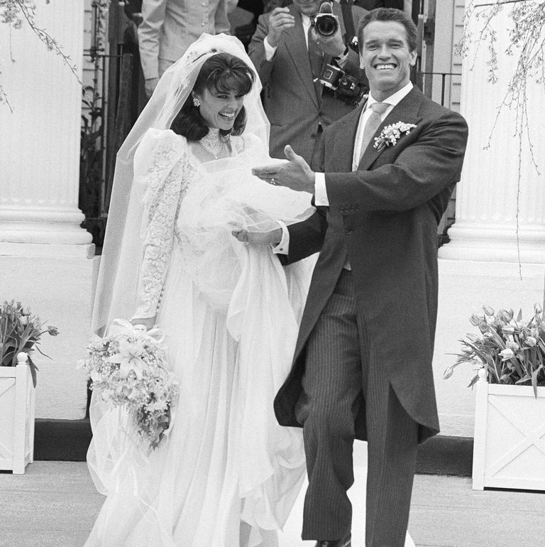 Here's What 40 Hollywood Legends Looked Like on Their Wedding Day