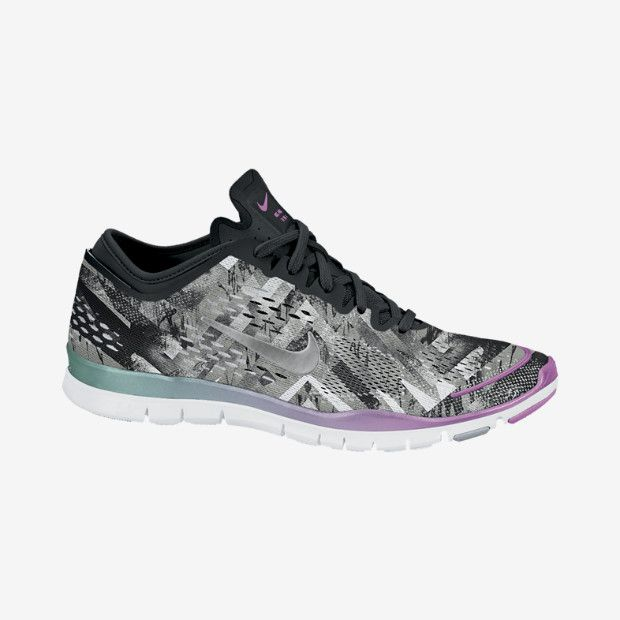 best service 76fbc fe655 ... bionic for zumba Nike Free TR Fit 4 Print Women s Training Shoe - For  zumba!