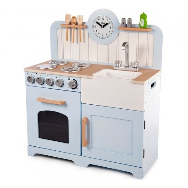Etonnant The John Crane Tidlo Country Play Kitchen Is One Awesome Childrenu0027s Wooden Toy  Kitchen For Both Boys And Girls, Kids Will Have So Much Role Play Time Fun  ...