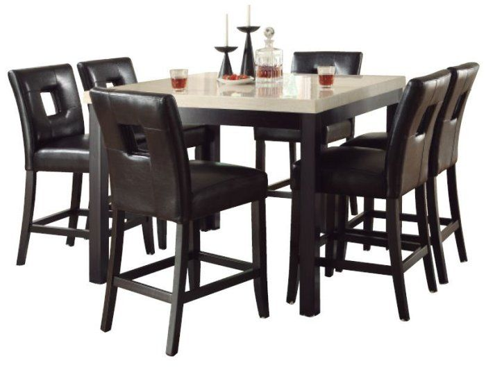 Stone Top Cheap Kitchen Dining Room Furniture Discount Tables - Stone top counter height table