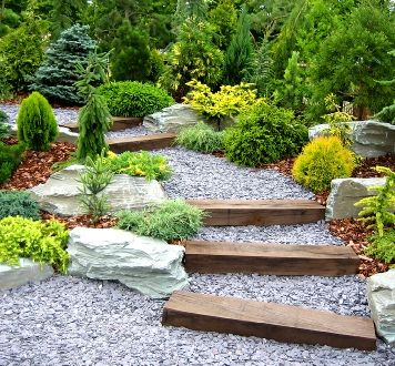 Gravel Gardens Pictures Yahoo Search Results Backyard
