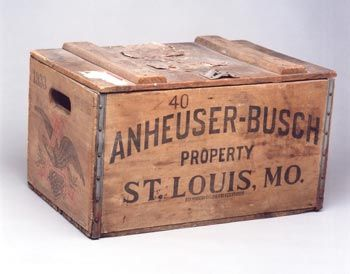 Busch Beer Can History Google Search With Images Beer Crate