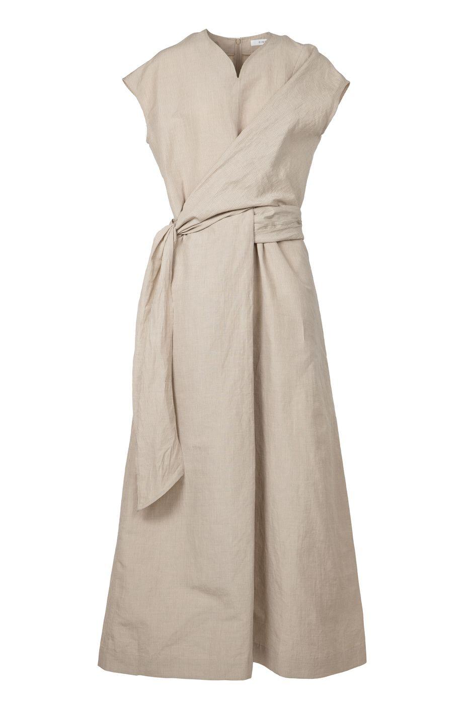 連載 今決めたい 最新 最鋭アイテム cinoh 2021ss ワンピース ワークドレス ドレス
