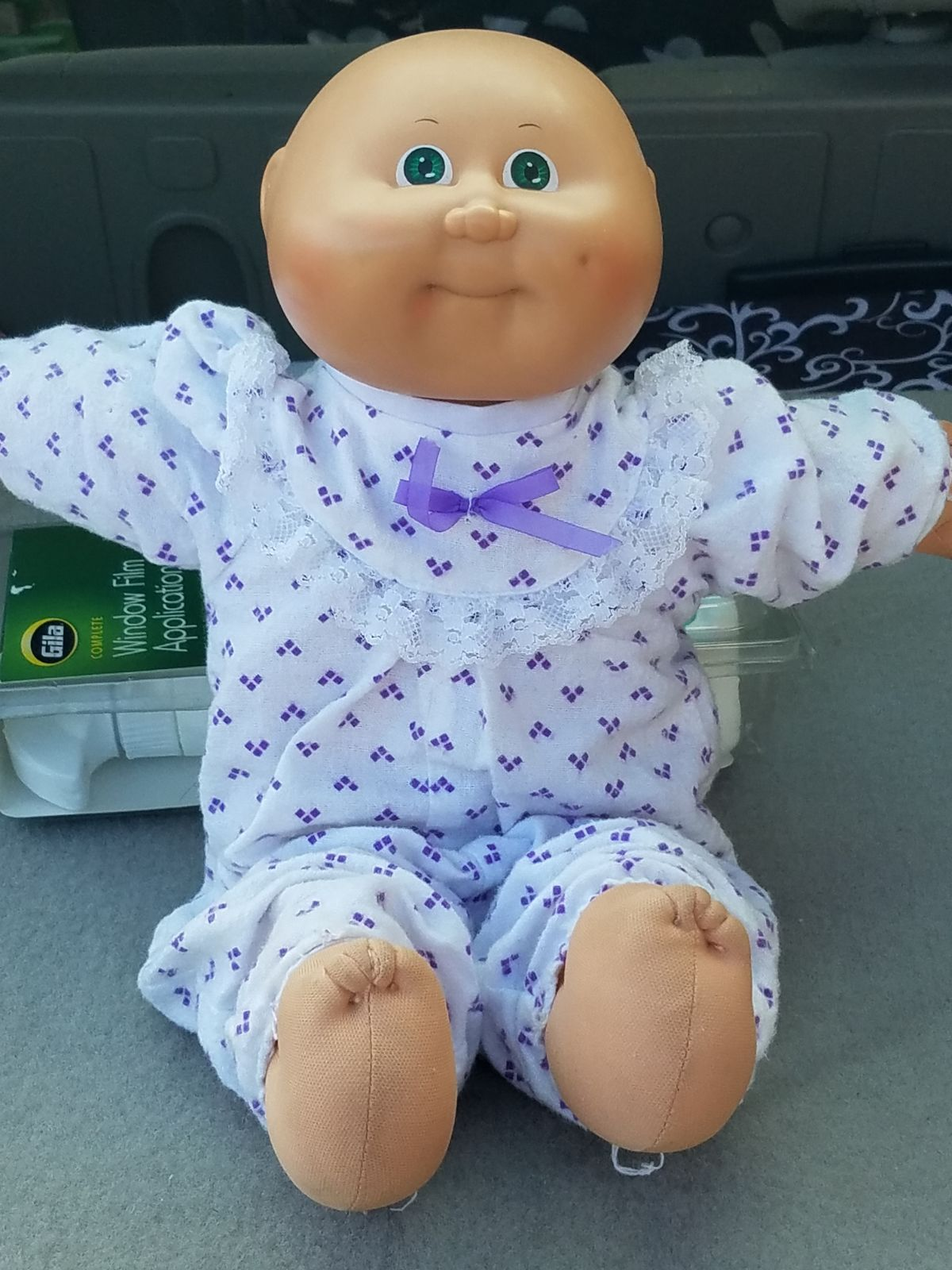 This Cabbage Patch Doll Is A Preemie And Good Condition And Could Be A Very Nice Baby Bff Cabbage Patch Dolls Cabbage Patch Babies Cabbage Patch Kids Dolls