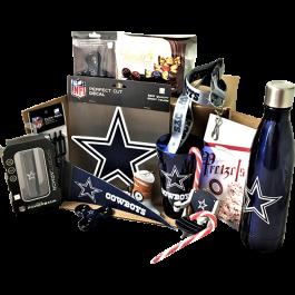Dallas Cowboys Christmas Gift Basket
