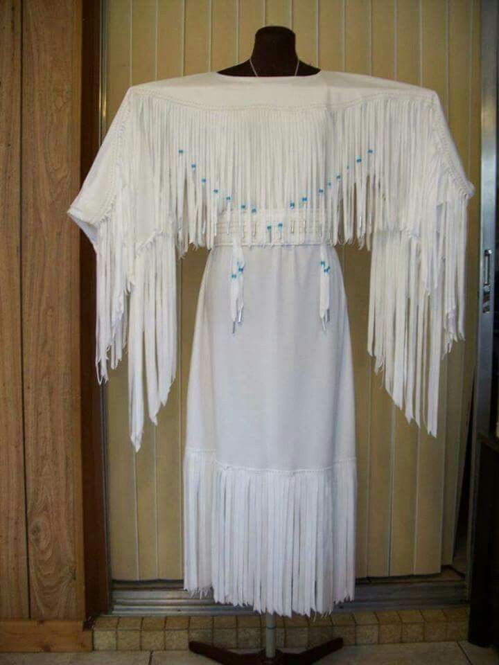 My Princess Native American Wedding Dress