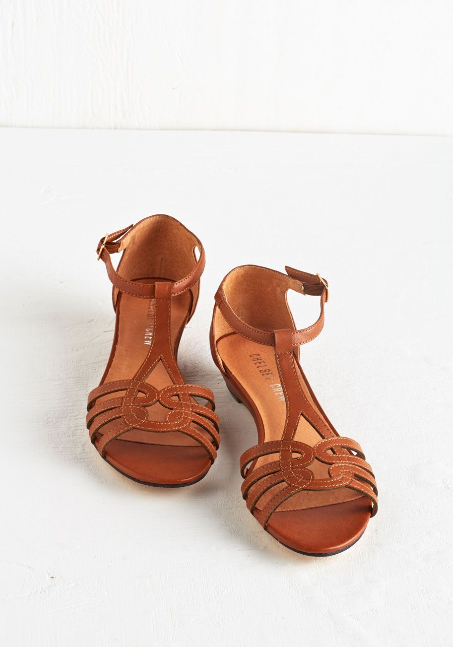 4a7338b62551ef Wanna Prance with Somebody Sandal in Cognac. Wanna Prance with Somebody  Sandal in Cognac. Feel the heat as you skip down the