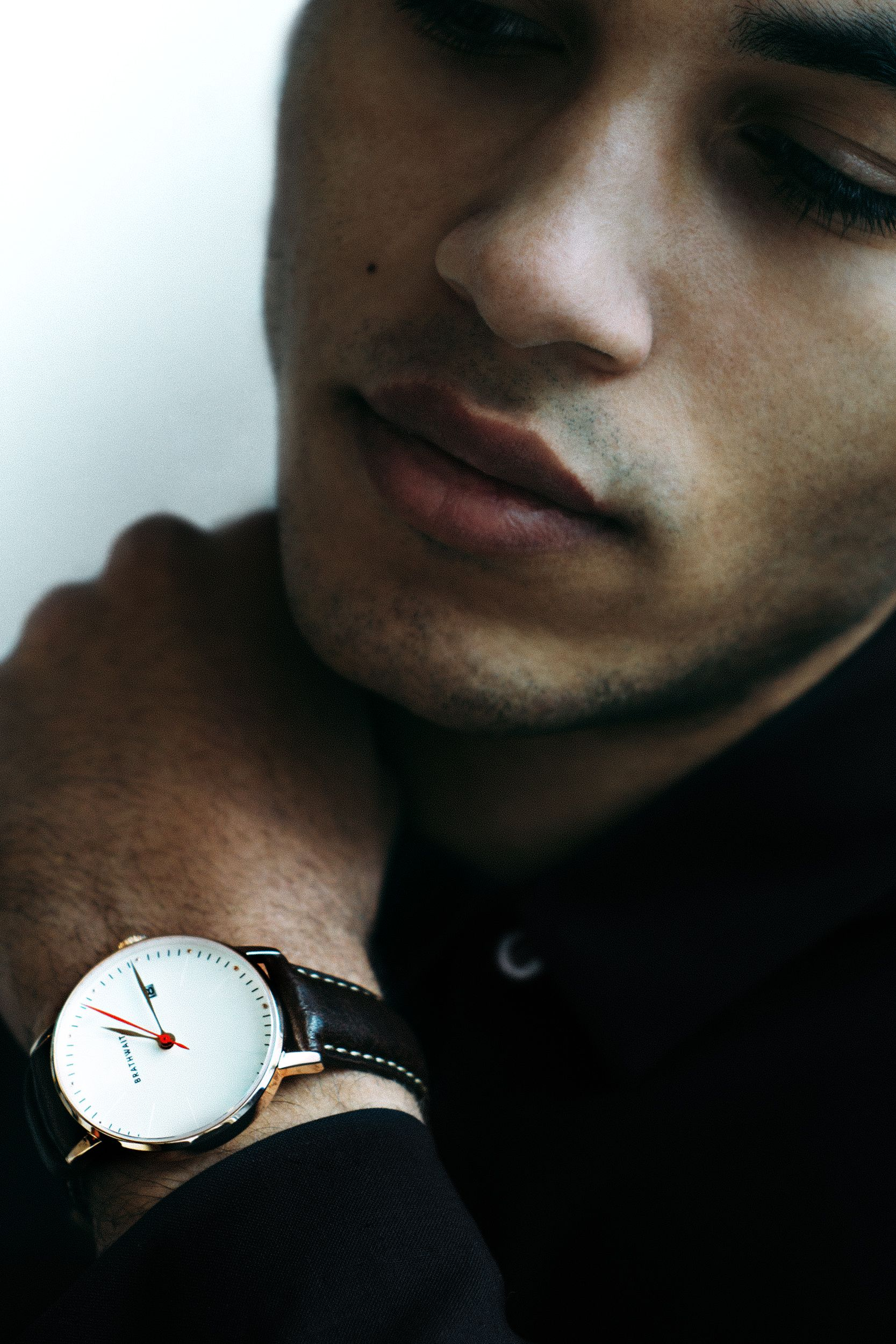 simple // brathwait, watch, minimalist, menswear, mens style, mens fashion