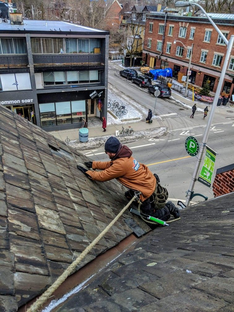 Ready To Fix You Re Roof In 2020 Roof Repair Roofing Services Roof Problems