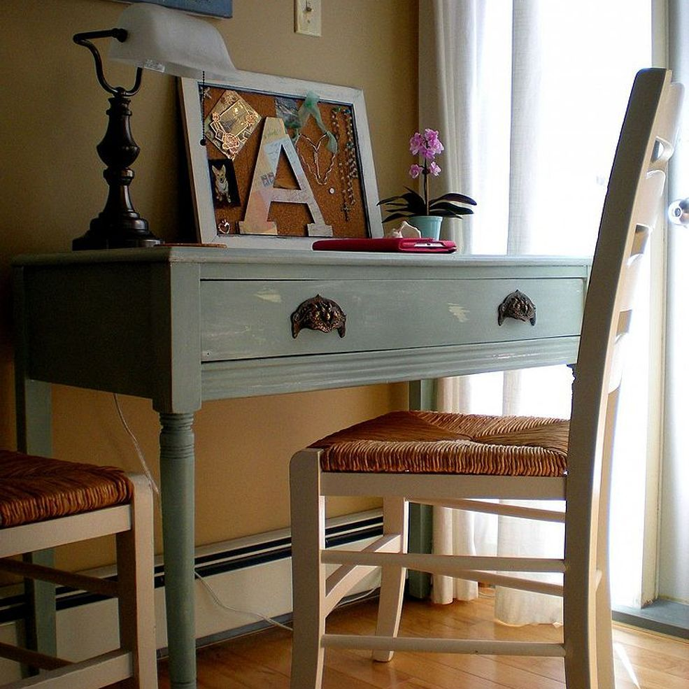 Creating A French Shabby Chic Look
