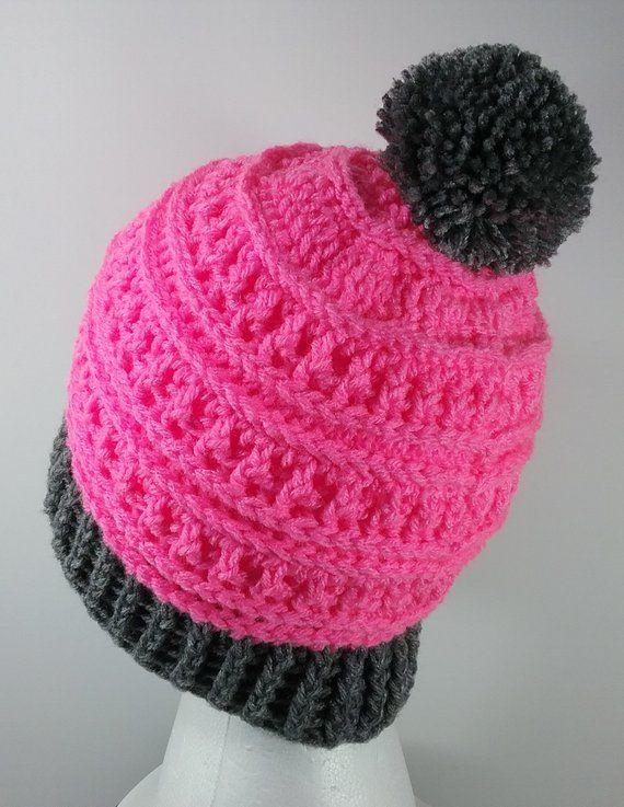9399324bd8c Pom Pom Beanie Hat