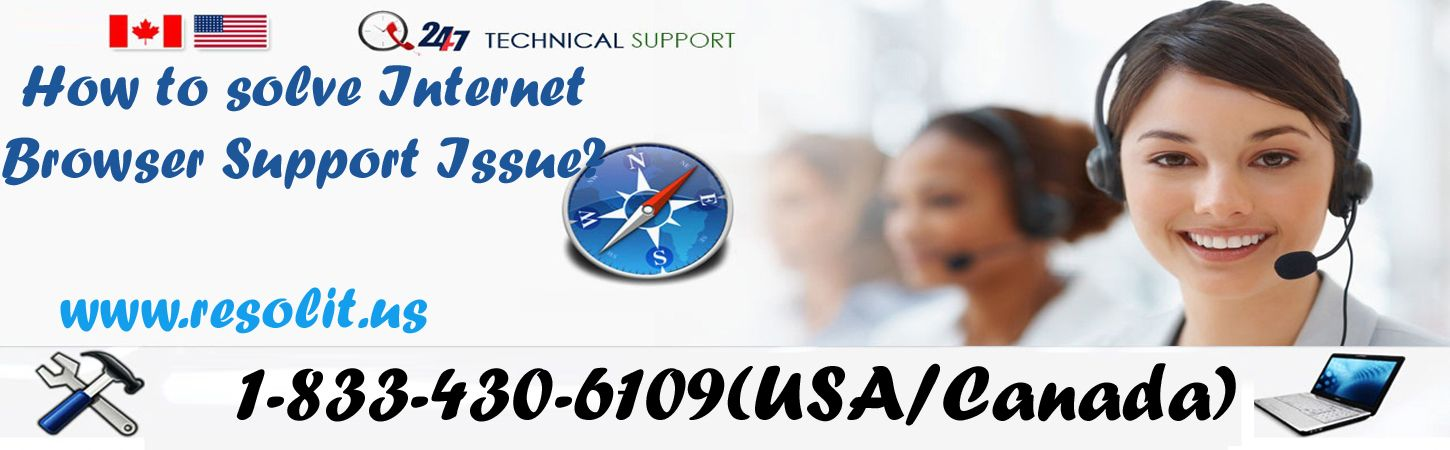 Are you facing the issue of Browser support? If