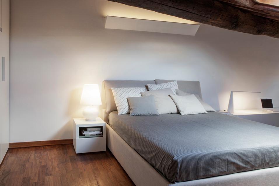 35 idee per arredare la camera da letto illuminazione pinterest