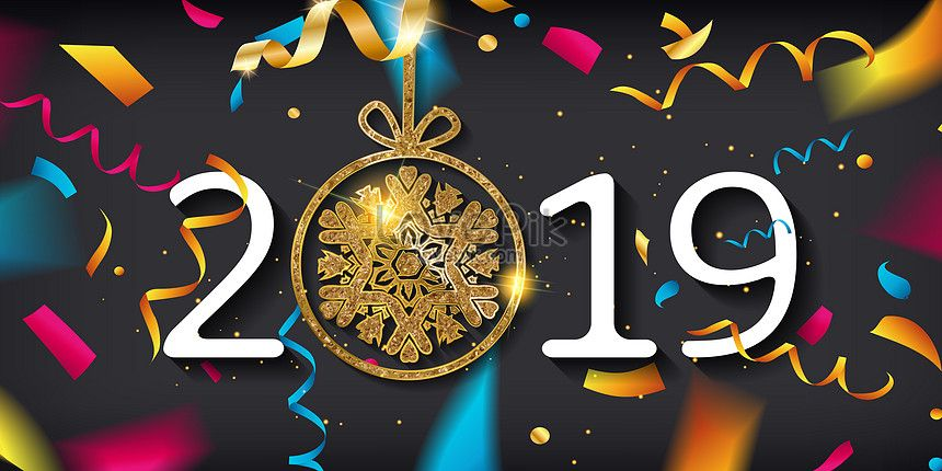 Two thousand and 2019, new year, happy new year