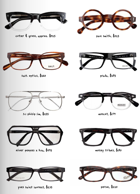 Glasses Frames Face Types : I LOVE glasses on men. :) Looks better on the floor ...