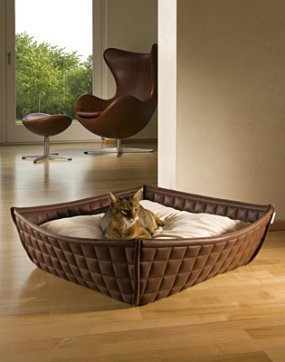 Modern cat #catdecor