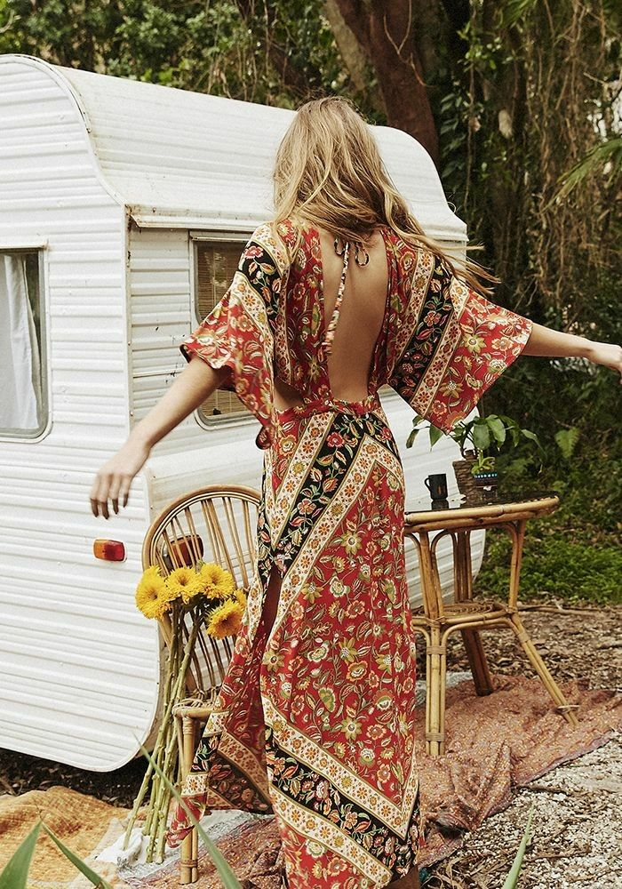 Being A Bohemian Goddess How To Wear The Boho Chic