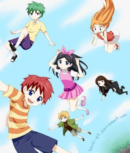 Resultado de imagem para anime