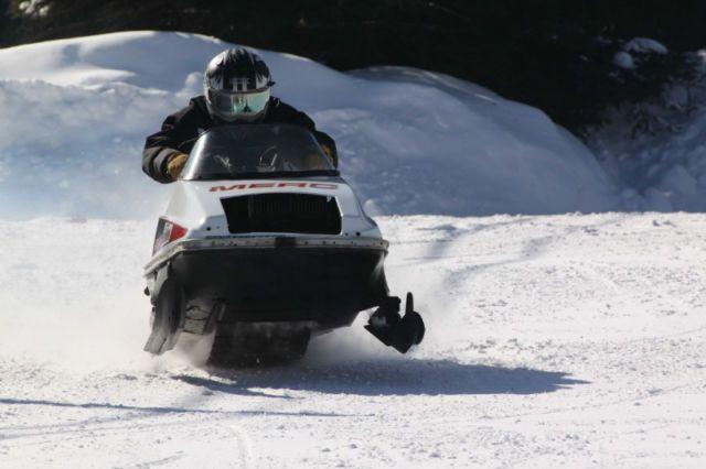 Mercury Sno Twister 440 For Sale 3500 00 Snowmobiles
